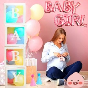 DIY Baby Shower Pic Decoration for girl&/or boy